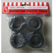 AMT Monster Truck Tire Parts Pack