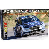 BELKITS Ford Fiesta RS WRC 2017, Ott Tanak