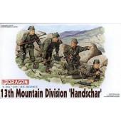 Dragon 13th Mountain Division Handschar
