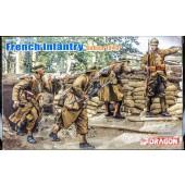 Dragon French Infantry (Sedan 1940)