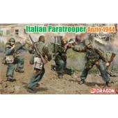 Dragon Italian Paratroopers Anzio 1944