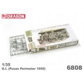 MiniArt G.I. Pusan Perimeter 1950