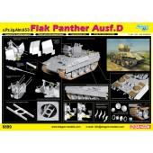Dragon FLAK Panther Ausf.D S.Pz.JG.ABT.6