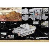 Dragon Sd.Kfz.171 Panther Ausf.D w/ZIM