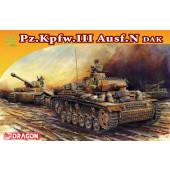 Dragon Pz.Kpfw.III Ausf.N DAK