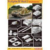 Dragon Pz.Kpfw.IV Ausf.J Early Production