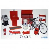Fujimi Tool Set No.3 incl.parts