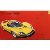 Fujimi Ferrari Dino 206 GT 1967