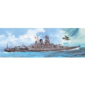 Fujimi IJN Battleship Yamato schaal 1/500
