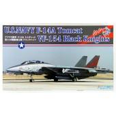 Fujimi F-14A Tomcat vf-154 Black Knights