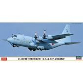 Hasegawa C-130H Hercules J.A.S.D.F. Combo
