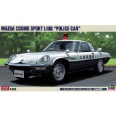 Hasegawa Mazda Cosmo Sport L10B Police Car