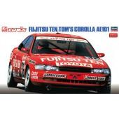 Hasegawa Toyota Corolla AE101 Fujitsu Ten Tom