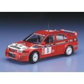 Hasegawa Mitsubishi Lancer Evolution VI WRC 1999