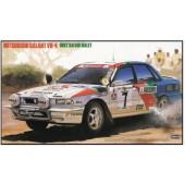 Hasegawa Mitsubishi Galant VR-4 Safari Rally 1992