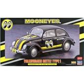 Hasegawa Volkswagen Kever Type 1 Mooneyes