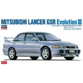 Hasegawa Mitsubishi Lancer GSR Evolution III