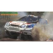 Hasegawa Toyota Corolla WRC Safari Rally Kenia 1998