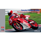 Hasegawa Yamaha YZR500 0W98 All Japan Race Champions GP500