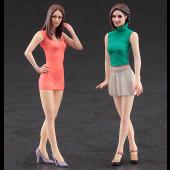 Hasegawa Fashion Girls 2