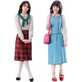 Hasegawa 80s Girls Figures 2 Kits