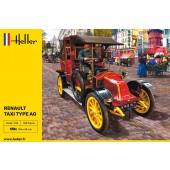 Heller Renault Type AG Taxi