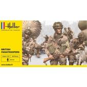 Heller Fallschirmjager Britain