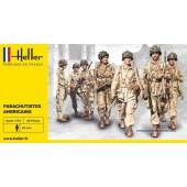 Heller Fallschirmjager US