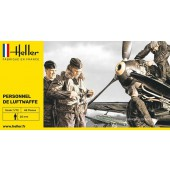 Heller Deutsche Luftwaffe Personal