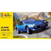 Heller Alpine A310 V6