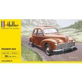 Heller Peugeot 203