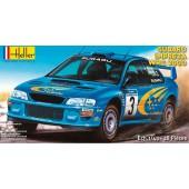 Heller Subaru Impreza WRC 2000