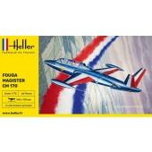 Heller Fouga Magister CM170