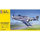 Heller P-51 Mustang