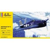 Heller F6F-5 Hellcat