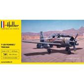 Heller North American T-28 Fennec/Trojan