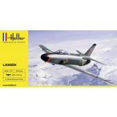Heller Saab 32 Lansen