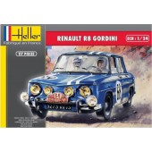 Heller Renault R8 Gordini