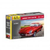 Heller Jaguar E-Type 3L8 FHC
