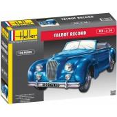 Heller Talbot Lago Record