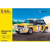 Heller Renautl 5 Turbo