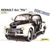 Heller Renault 4CV Police