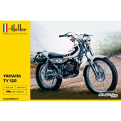 Heller Yamaha TY 125