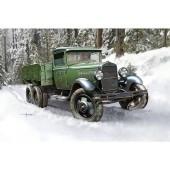 Hobby Boss Soviet GAZ-AAA Cargo Truck