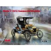 ICM Model T 1912 Commercial Roadster,America Car