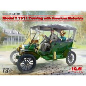 ICM Model T 1911 Touring with American Motorists