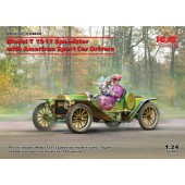 ICM Model T 1913 Speedster with American Sport Car Drivers