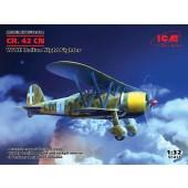 ICM CR. 42CN, WWII Italian Night Fighter