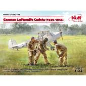 ICM German Luftwaffe Cadets(1939-1945)(3Figuren