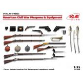 ICM American Civil War Weapons & Equipment